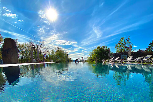 4-Sterne-Superior-Hotel Riedlberg in Drachselsried